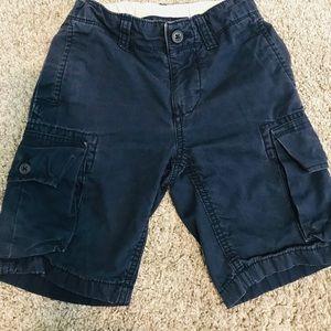 Gap boys cargos shorts